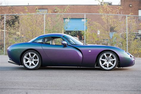 Tvr Usa 1999 Tvr Tuscan Rightdrive Usa