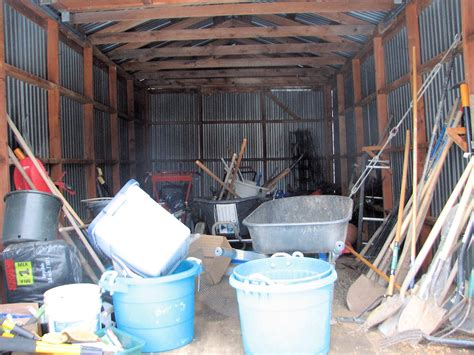 Organizing Tool Shed by Garden Tool Shed Organization Help Needed
