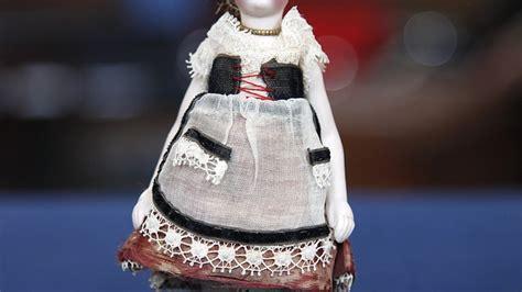 porcelain doll appraiser mignonette bisque doll ca 1880 antiques