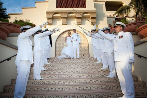 Wedding Arch Navy by Ceremony D 233 Cor Photos Us Navy Arch Of Swords Inside