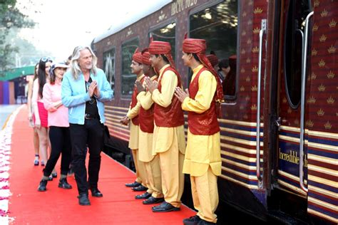maharaja express maharajas express offers wedding on wheels with a royal