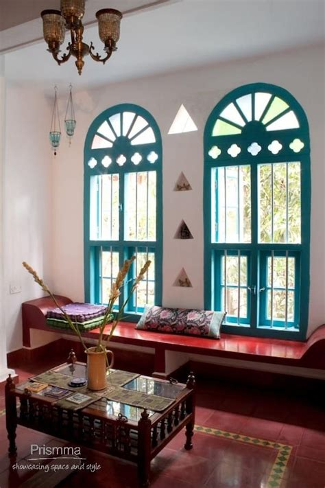 Home Interior Window Design Interior Design Home Design Color Decorating Architect India Traditional Design Decor