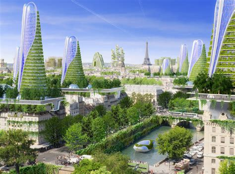 Architecture For A Green Future vincent callebaut devises smart towers for the future of