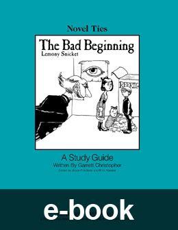 Novel Ebook Bad bad beginning novel tie ebook 9780767540506 lemony