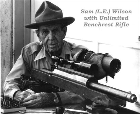Ballard Designs Sale blast from the past sam l e wilson benchrest pioneer
