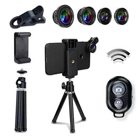Tripod Tongsis Bluetooth 3 In 1 Fish Eye Lensa 3 In 1 afaith 6 in 1 phone lens bluetooth remote mini tripod fish eye wide angle