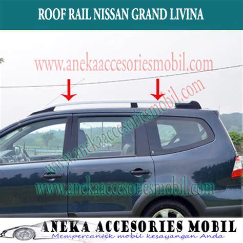 Roof Rail Mobil Grand Livina roof rail nissan grand livina roof rail grand livina roof rail sporty nissan grand livina