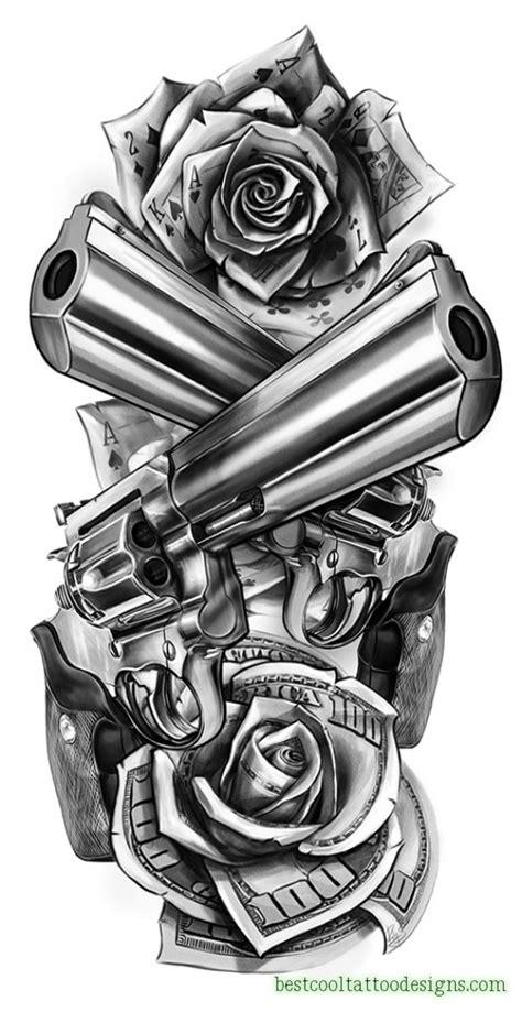 best tattoo gun gun designs flash best cool designs