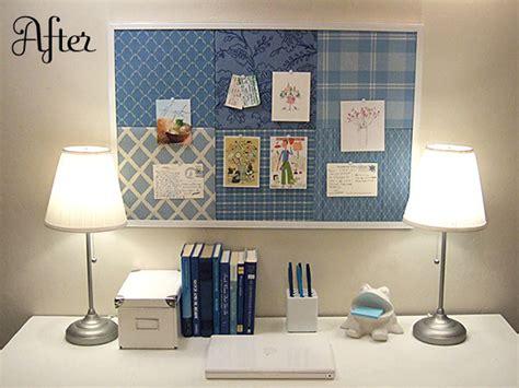 home office design board salvaged patchwork bulletin board crafty nest