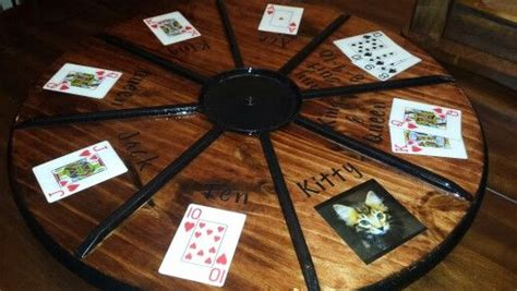hand  tripoley board craft table diy