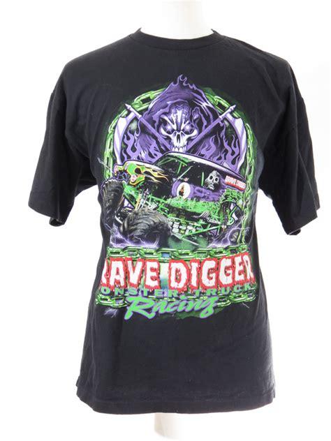 grave digger truck merchandise grave digger truck racing t shirt 5 vintage
