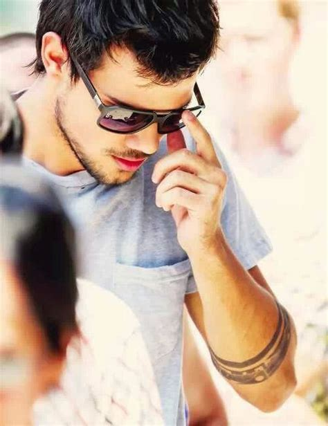 taylor lautner tattoos image 1135514 by nastty on favim