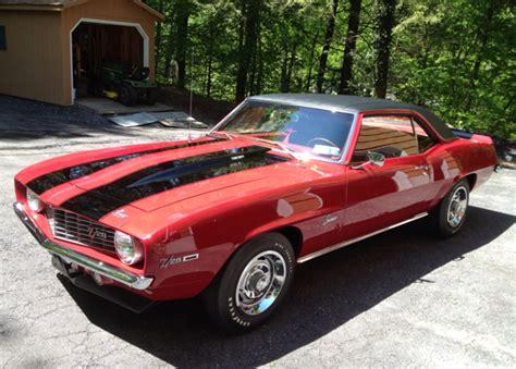 1969 z28 camaro craigslist autos weblog