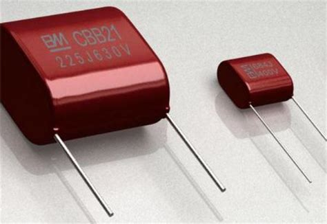 polypropylene capacitor characteristics cbb21 metalized polypropylene capacitor in other electric parts cbb21 metalized