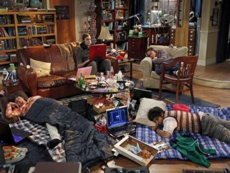 the big bang theory apartment 10 quot the big bang theory quot secrets revealed suggest com