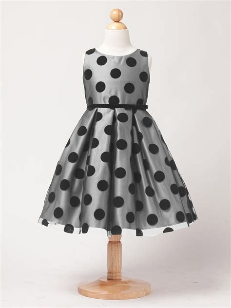 Polkadot Mesh Dress Et Cetera silver polka dot flocked mesh dress