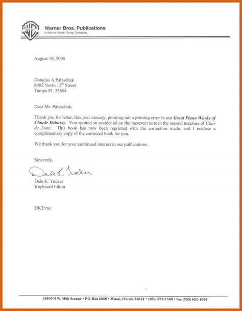 Demand Letter Notarized Notarized Letter Template Apa Exles