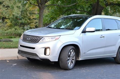 Kia 100000 Mile Warranty 2015 Kia Sorento Sx Awd Review S
