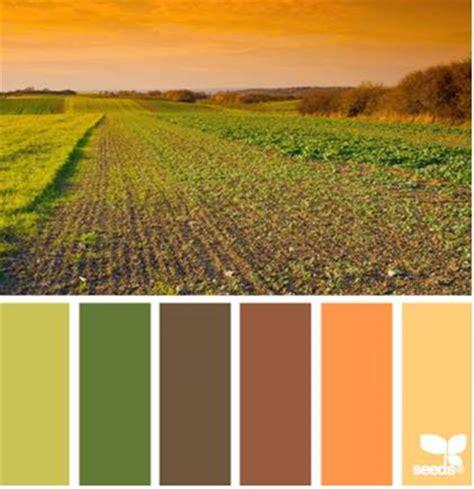 harvest colors 30 s day color palettes for design