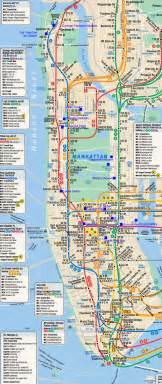 Nuc Subway Map by Detailed Nyc Subway Map Bing Images