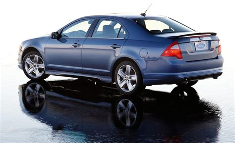 2010 ford fusion issues the motoring world usa recall ford fusion mercury