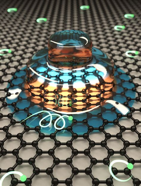 graphene quantum dot structure takes  cake nist