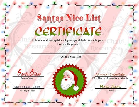 free printable santa letters and certificates 1090 best images about letters from santa on pinterest
