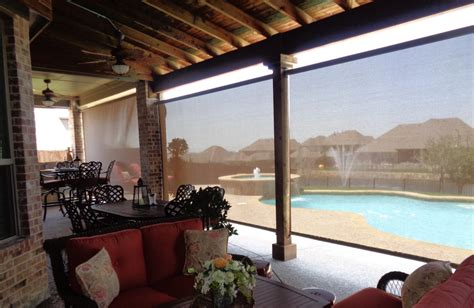 l and shade works shade works of texas retractable shades and awnings