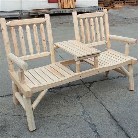 two seater bench with table free shipping outdoor furniture wood folding beach cing