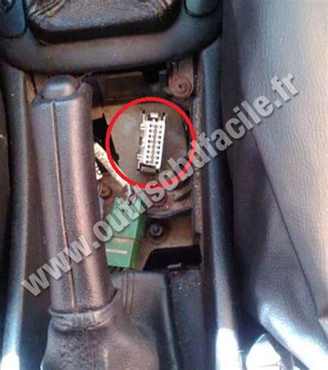 Näh Und Stickmaschine 327 by Prise Obd2 Dans Les Opel Astra G 1998 2004 Outils Obd