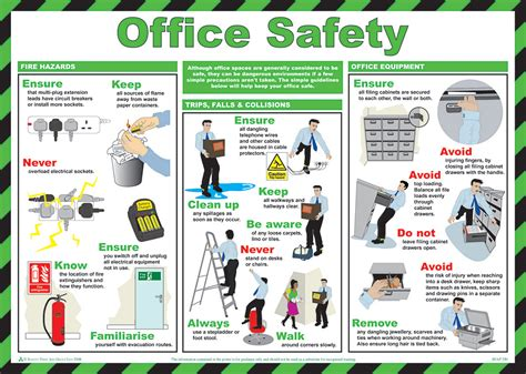 Importance Of Health & Safety In The Office   Ideas & Tips