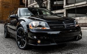 2013 dodge avenger black edition wallpaper wallpup