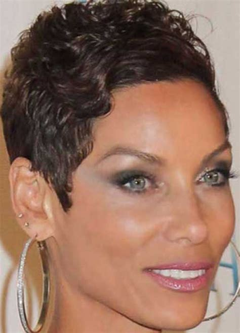 the best pixie cut for black hair haircuts short haircuts and shorts on pinterest
