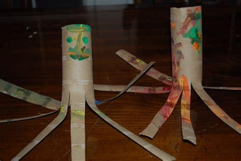 Paper Towel Holder Craft Ideas - preschool activity ideas toddler activity ideas