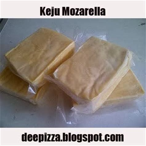 Keju Mozzarella Pizza 5pc 1 Kg by Keju Mozzarella Supplier Bahan Baku Kebab