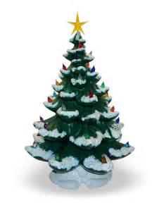 christmas decor idea ceramic trees crafts unleashed