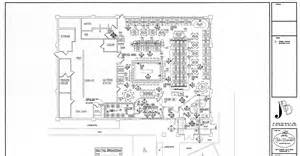 pizza restaurant floor plan plans fairfield retail