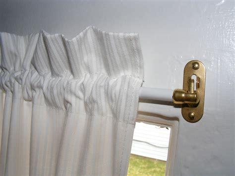 Sash Rod Curtains with Sash Curtain Rods Furniture Ideas Deltaangelgroup
