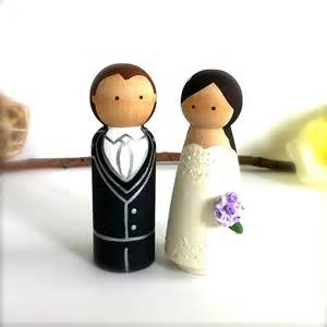customized wedding cake toppers cake toppers custom wedding cake topper by creativebutterflyxox