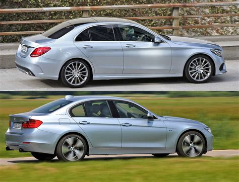 Bmw 3 Series 2019 Vs Mercedes C Class by 2014 Mercedes C Class W205 Vs 2012 Bmw 3 Series F30 Vs