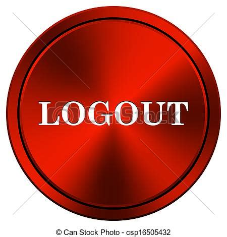 design home logout drawings of logout icon metallic icon with white design