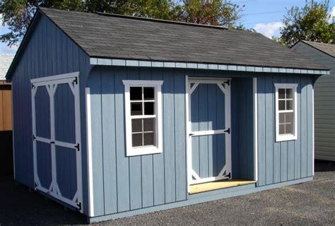 Sheds Pa by Amish Storage Sheds Pa Nj Vinyl Storage Sheds Backyard