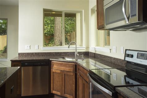 corner kitchen sink design ideas corner kitchen sink cabinet designs ideas