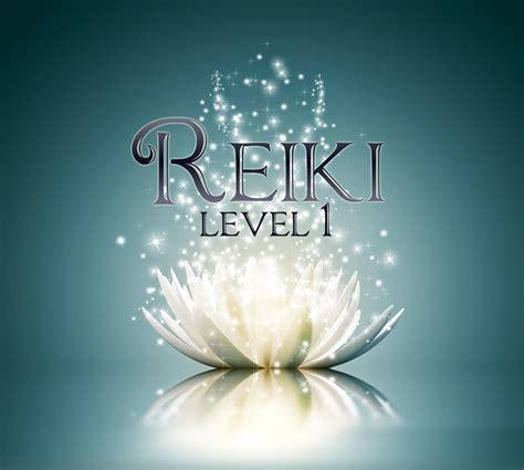 reiki level
