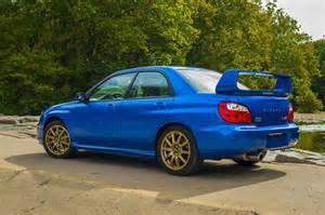 Subaru Wrx 2004 Sti 2004 Subaru Impreza Wrx Sti Us Related Infomation