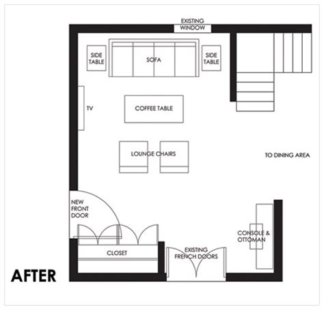 Room Design Floor Plan Living Room Design Floor Plans Furnitureplans