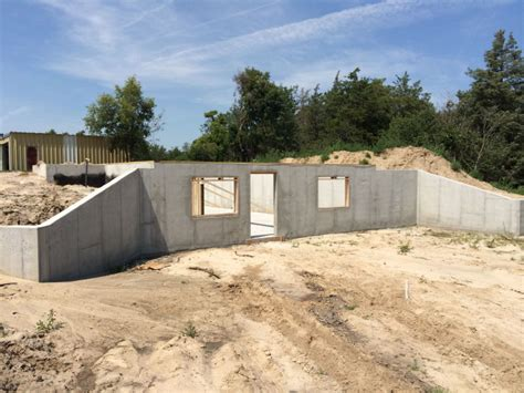 concrete basements 173 berggren home builders 173 gallery