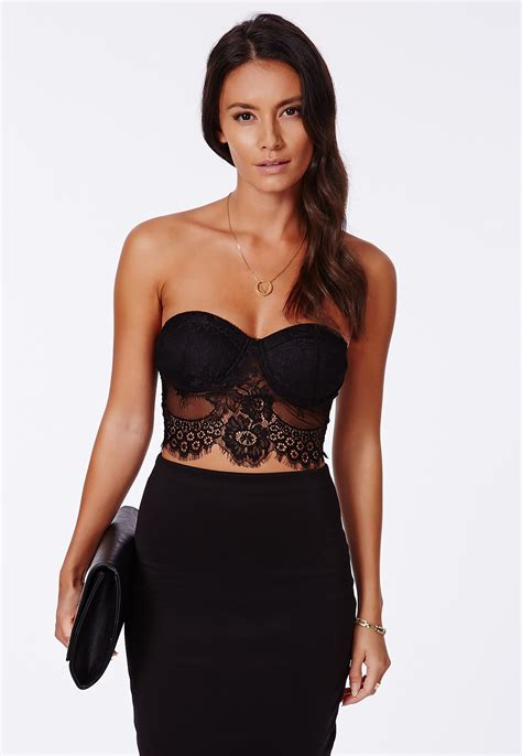 Nb Bralette missguided lace bralet