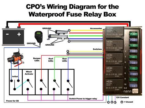 spod switch panel wiring diagram spod get free image