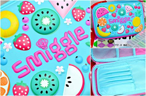Smiggle Pencil Pink back to school with smiggle stationery with pink